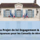 adoption projet de loi engagement proximité