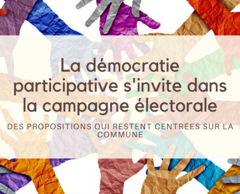 démocratie participation citoyenne