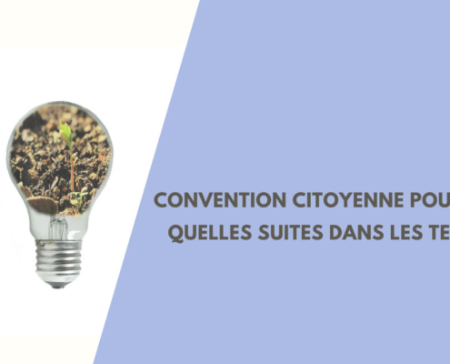 convention citoyenne climat territoires