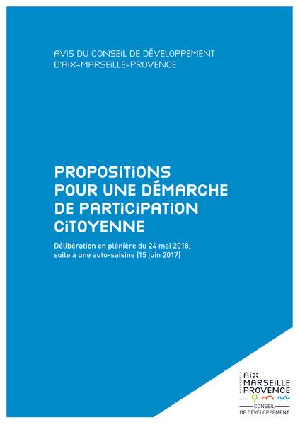 Démarches participation citoyenne Aix-Marseille-Provence