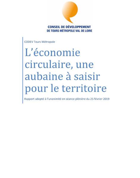Economie circulaire Aubaine Val-de-Loire