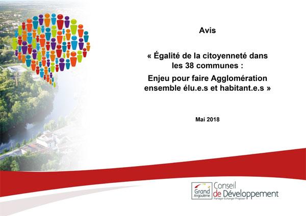 Egalité Citoyenneté Angoulême