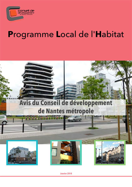 Plan Local Habitat Nantes