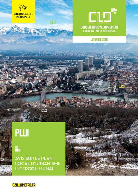 Plan Local Urbain Grenoble