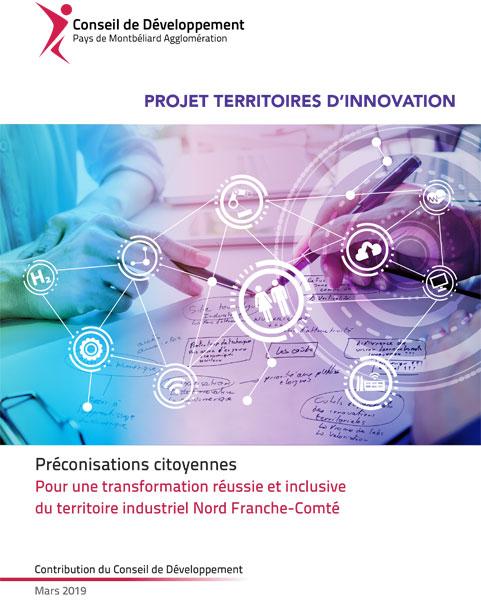 Territoires d'innovation Franche-Comté Montbeliard