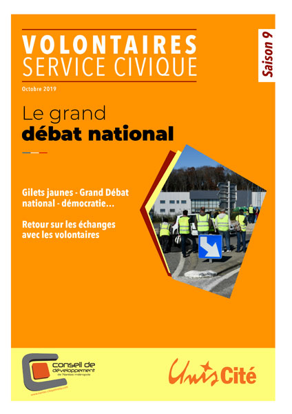 Volontaires service civique Nantes